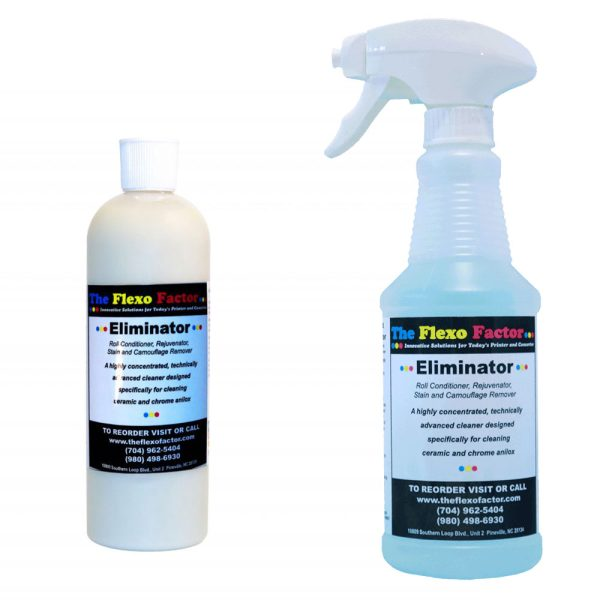 Eliminator Anilox Cleaner