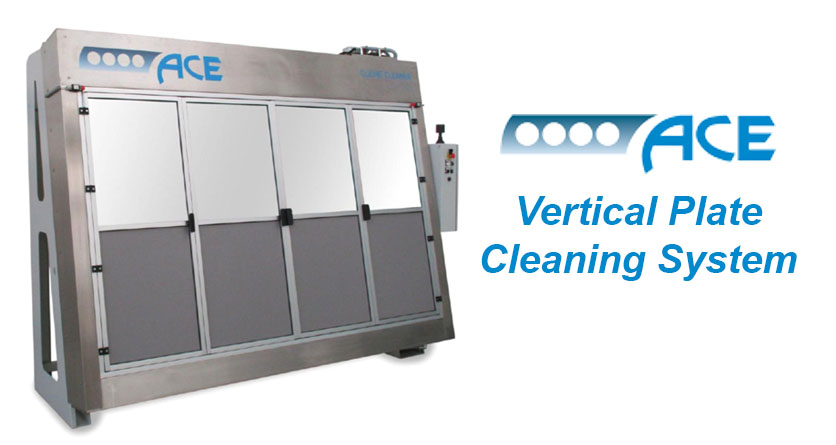 ACE Vertical Plate Cleaning System