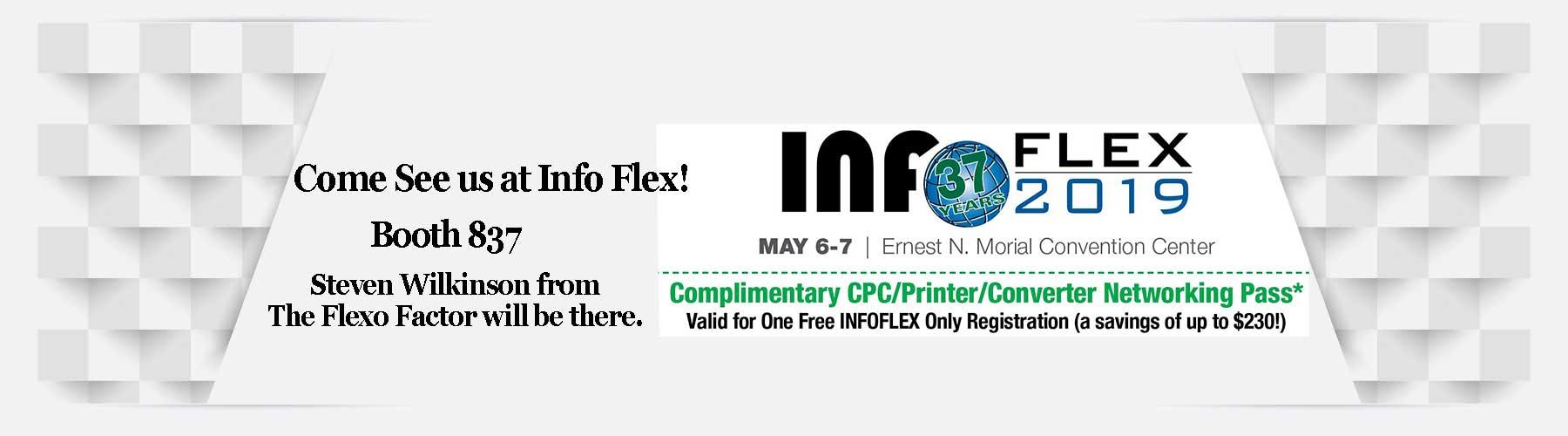Info Flex 2019 The Flexo Factor