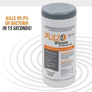 Flex Wipes Disinfectant Wipes