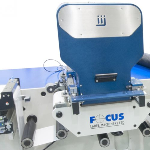 Focus Label Machinery DFLEX-3