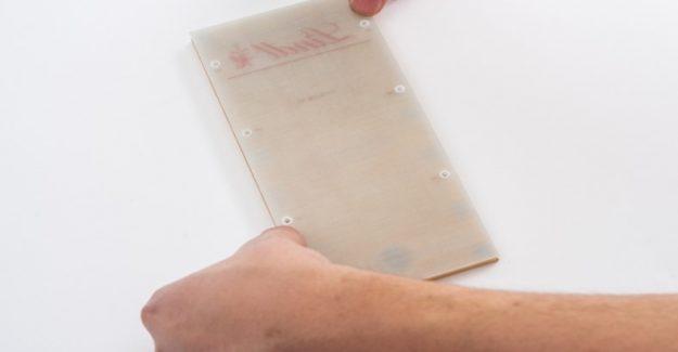 Flexo Factor Flat Format Engraving