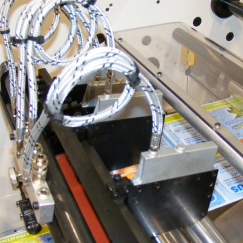 Focus Label Inspection Rewind System