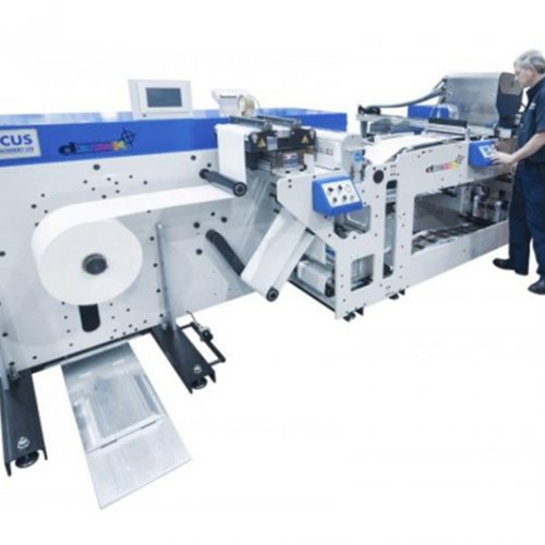 Focus Label Machinery DPACK Machine