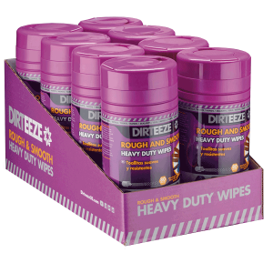 Dirteeze Heavy Duty WIpes
