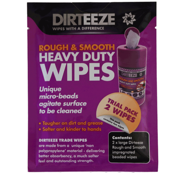 Dirteeze Wipes