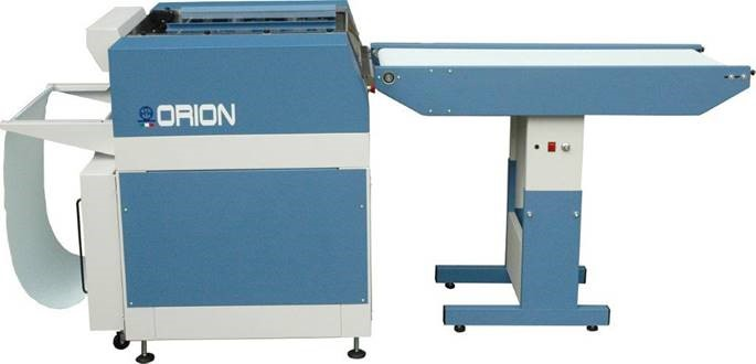 Orion Plate Cleaner Conveyor