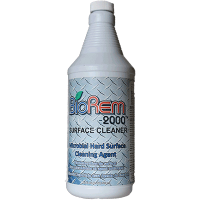 BioRem 2000 Surface Cleaner