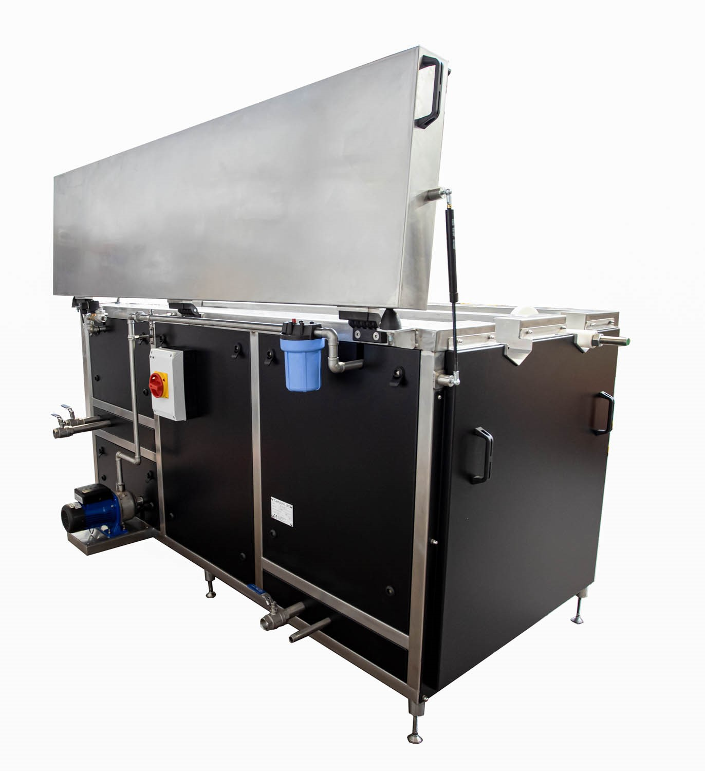 Wide Web Roller Cleaning Equipment