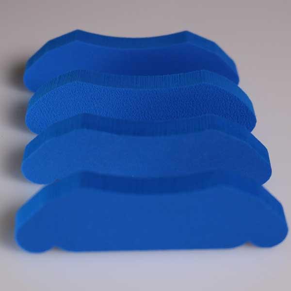 Blue EVA Foam End Seals for Gallus Presses