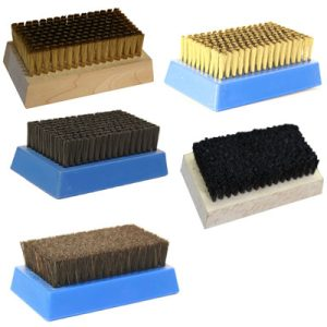 Chrome Anilox Roll Cleaning Brushes