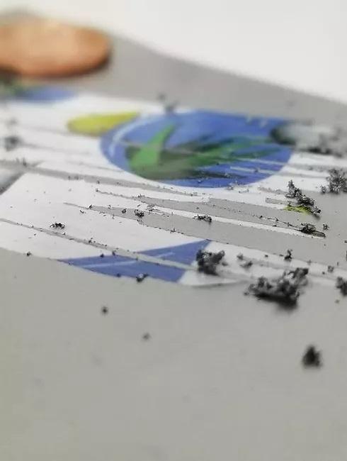Meta Scratch Off Ink